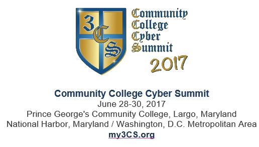 Community College Cyber Summit 2017