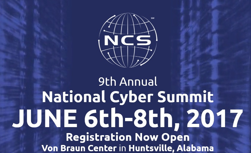 9th Annual National Cyber Summit (June 6-8, 2017)