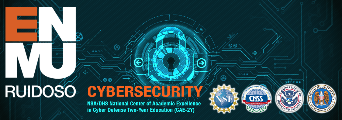 Cybersecurity NAS/DHS National Center of Academic Excellence in Cyber Defense Two-Year Education (CAE-2Y)