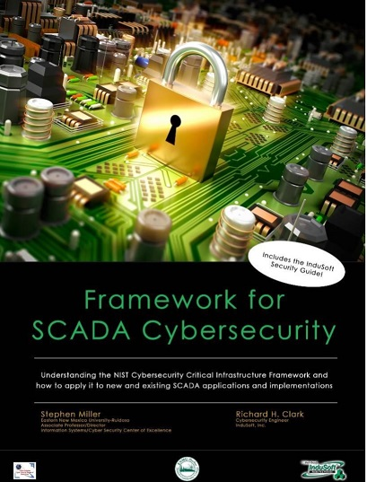 Framework for SCADA Cybersecurity (book cover)