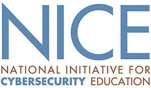 National Initiative for Cybersecurity Education logo
