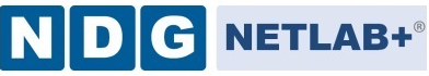 NDG NetLab+ logo