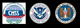 cybersecurity organization logos