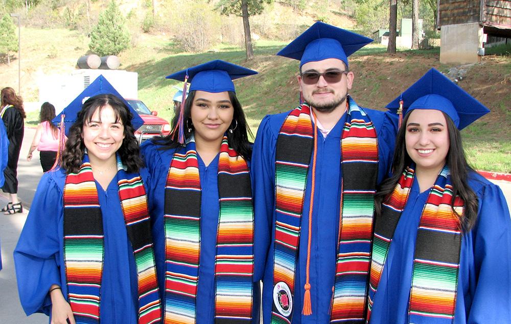 2021 Graduation group