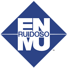 ENMU-Ruidoso blue diamond logo