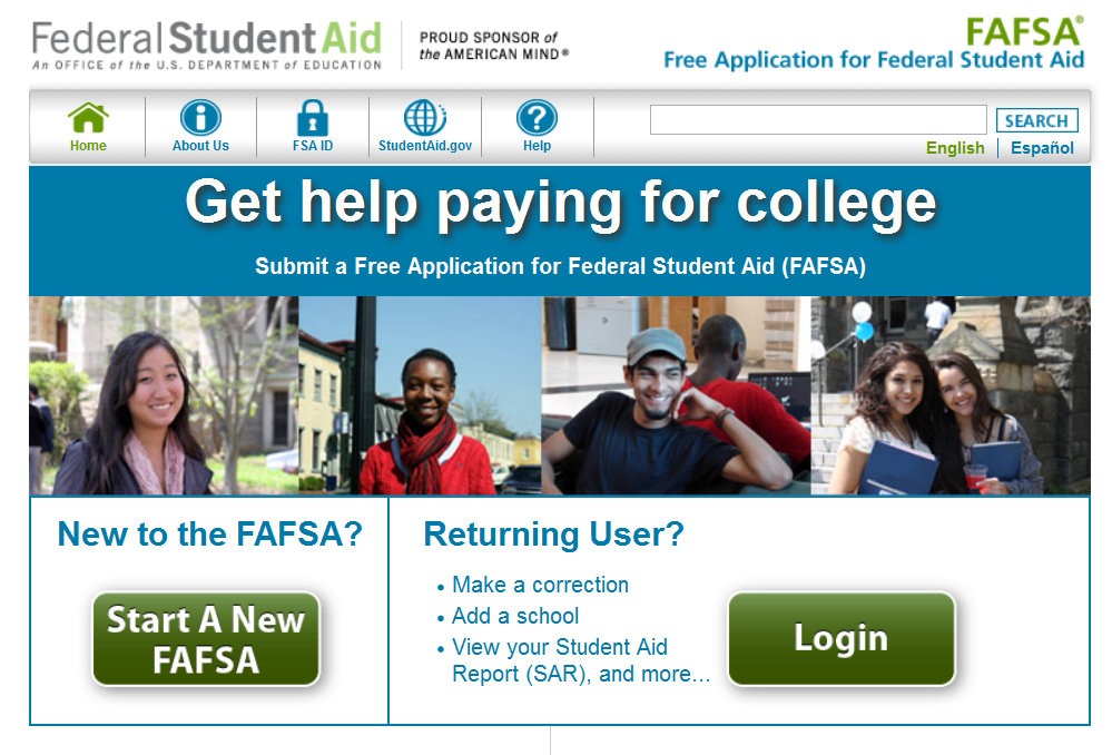 Get Help Paying for College