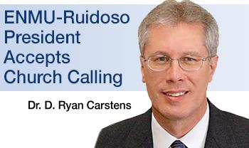 Dr. D. Ryan Carstens