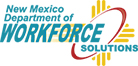 NM Dept of Workforce Solutions logo