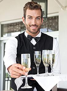 alcohol server photo