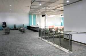 Study Area and ramp from 100 to 200 wing