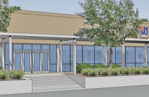 Main Entrance concept drawing (coming soon)